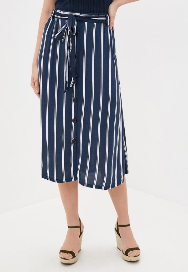 женская юбка eight2nine, синяя