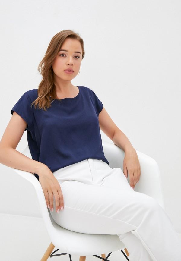 женская блузка eight2nine, синяя