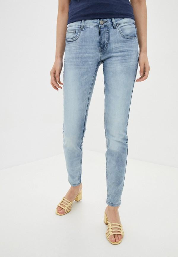 женские джинсы eight2nine, голубые