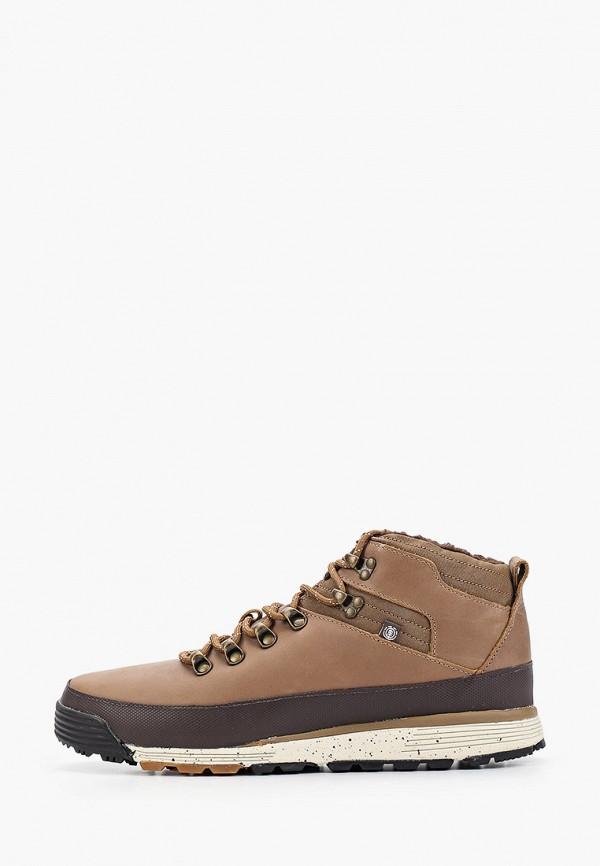 Ботинки Element Element EL003AMGVGN9 ботинки зимние element hampton vibram chestnuts brown