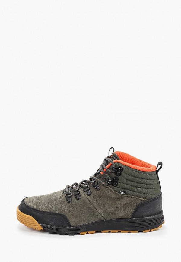 мужские ботинки element, зеленые