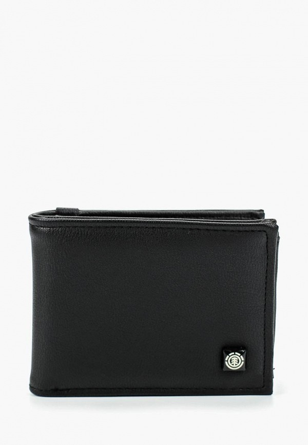 Фото - мужской кошелек или портмоне Element черного цвета