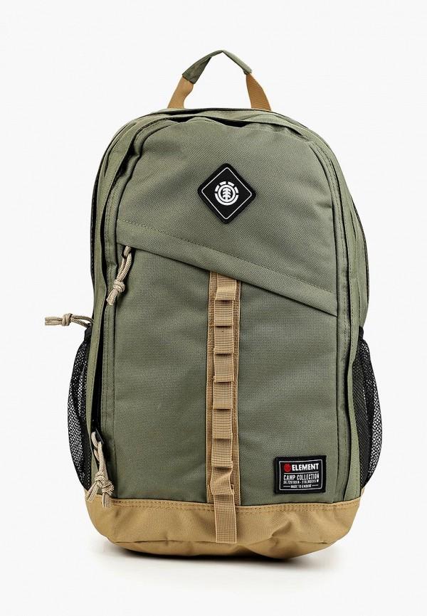 мужской рюкзак element, зеленый