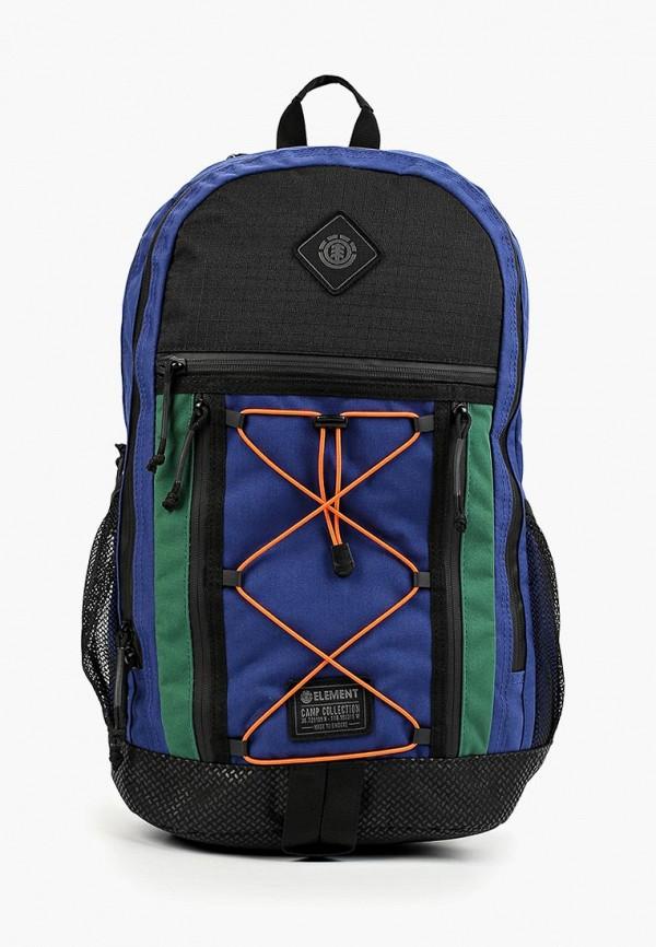 мужской рюкзак element, синий