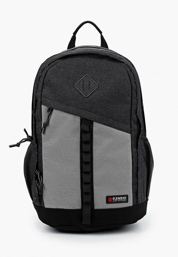 мужской рюкзак element, серый