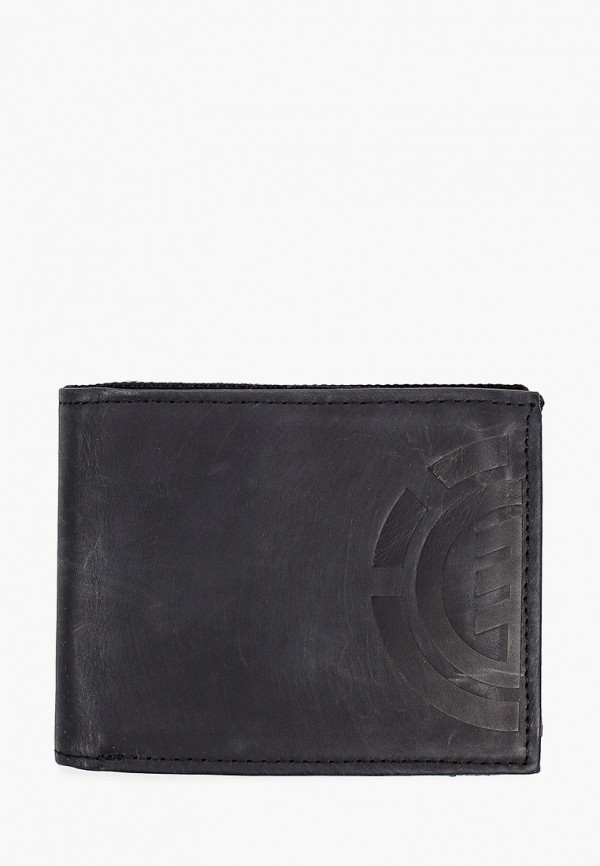 мужской кошелёк element, черный