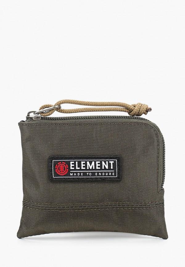 мужской кошелёк element, хаки