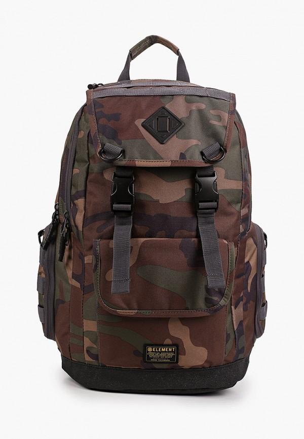 мужской рюкзак element, коричневый