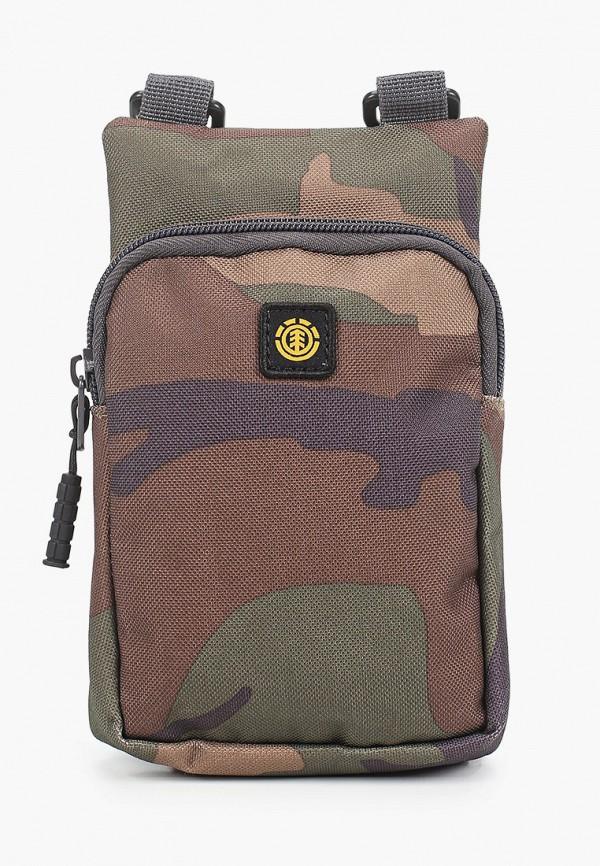 мужская сумка element, разноцветная