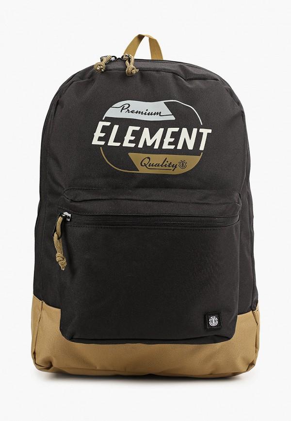 женский рюкзак element, черный