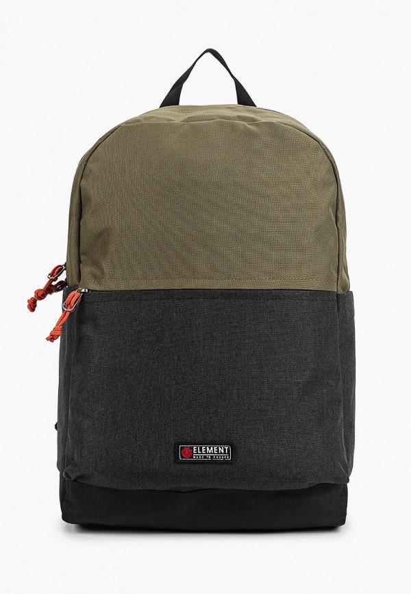 женский рюкзак element, хаки