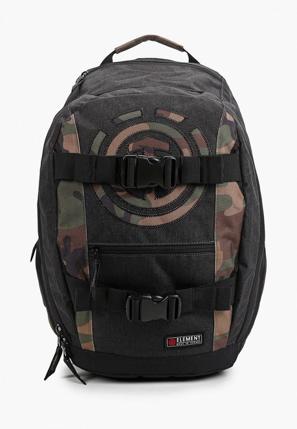 женский рюкзак element, серый