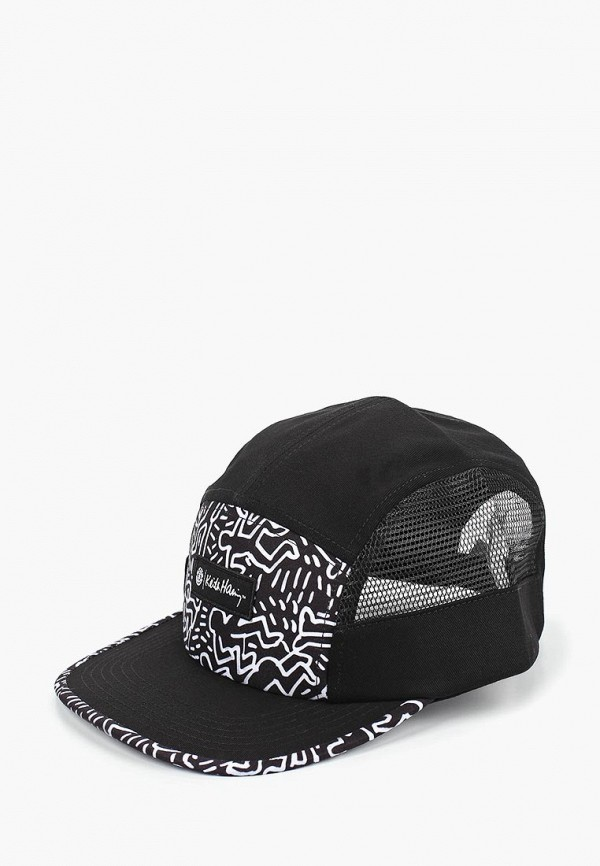Купить Бейсболка Element, KH CAP, el003cmegvy5, черный, Весна-лето 2019