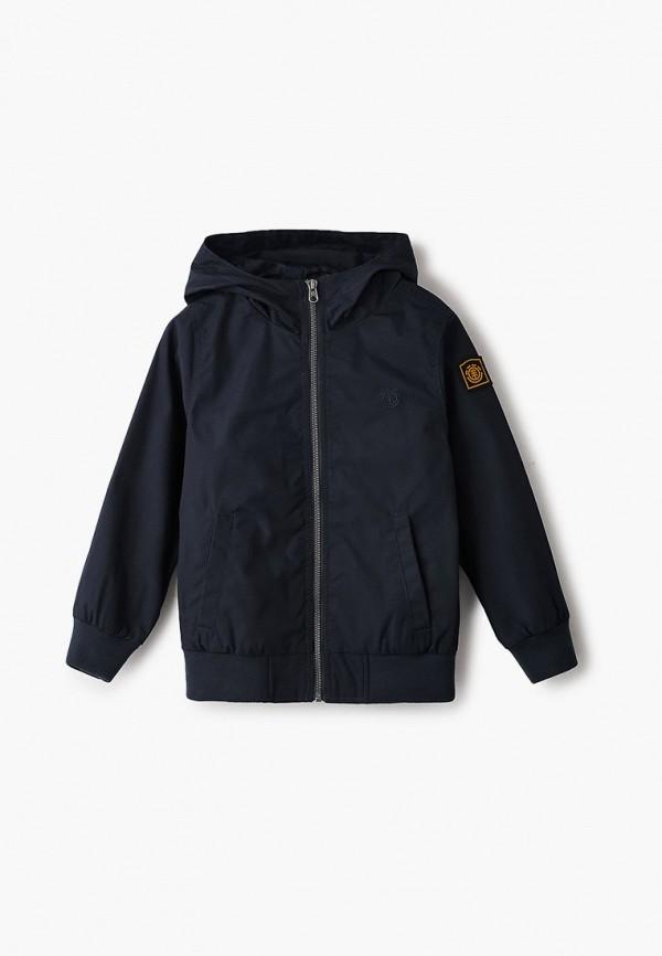 куртка element для мальчика, синяя
