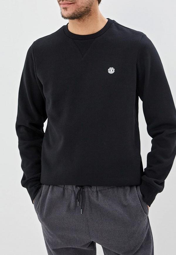 мужской свитшот element, черный