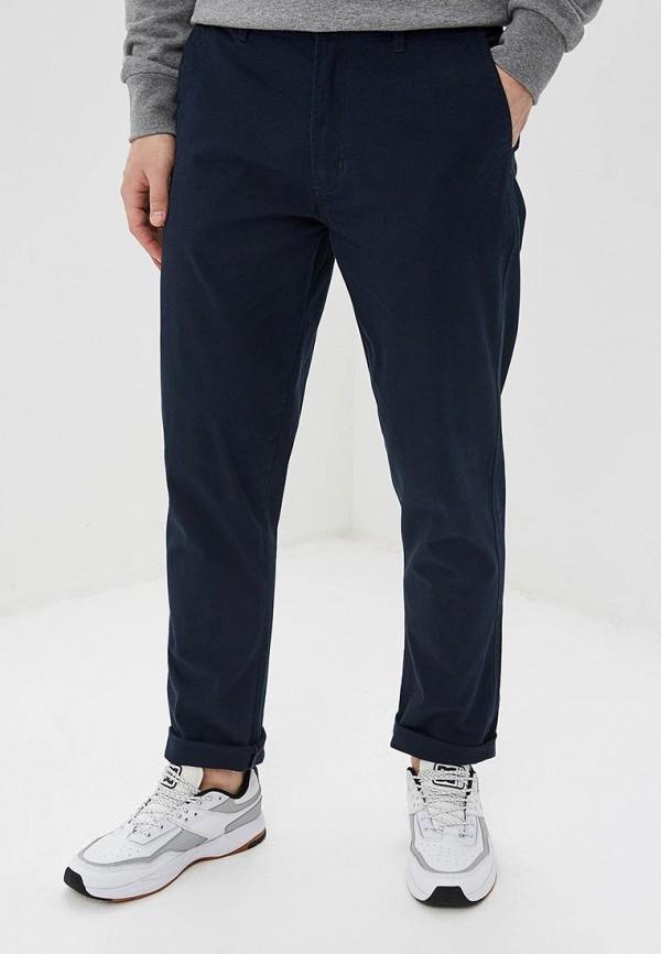 мужские спортивные брюки element, синие