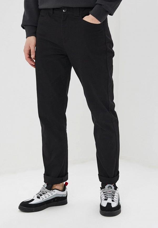 мужские спортивные брюки element, черные