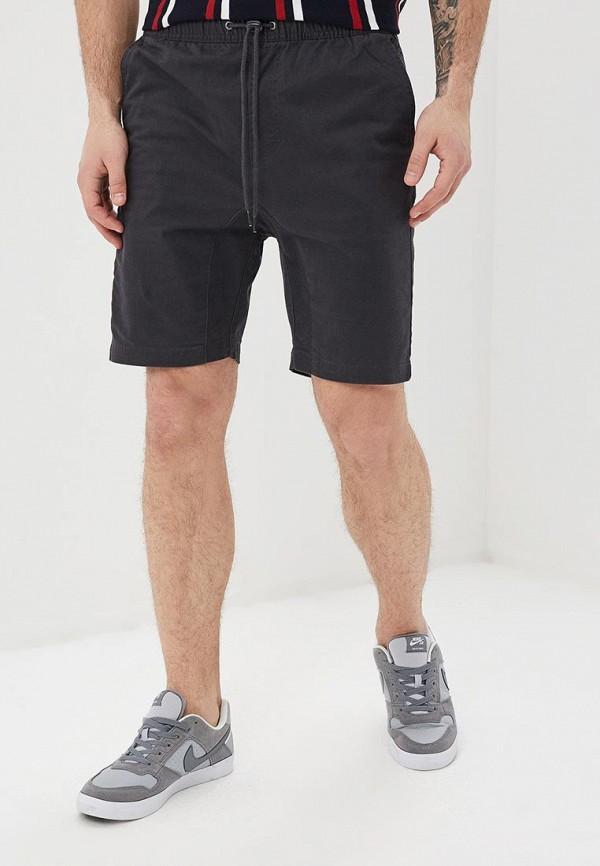 мужские шорты element, черные