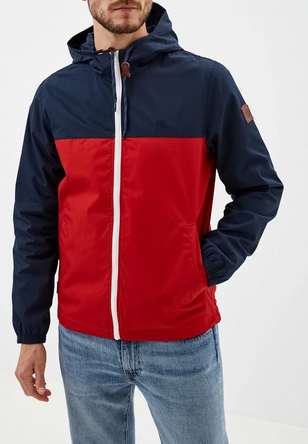 Фото - мужскую куртку Element красного цвета