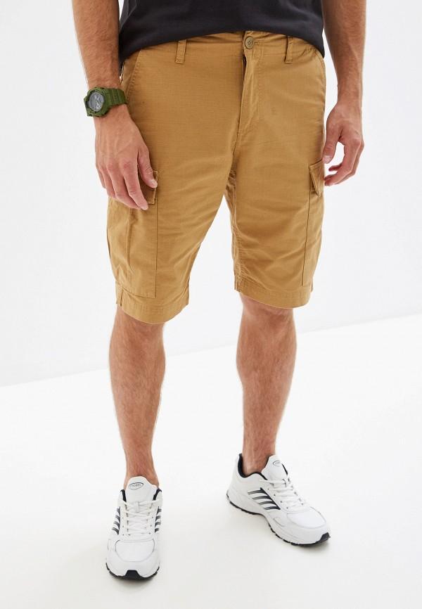 мужские повседневные шорты element, бежевые