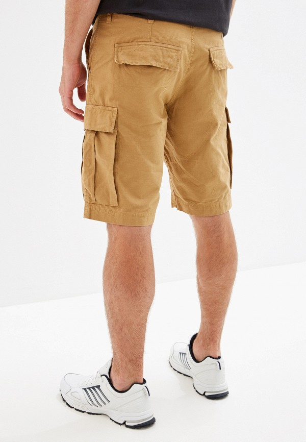 Фото 3 - мужские шорты Element бежевого цвета