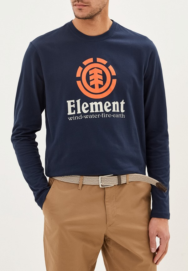 Лонгслив Element Element EL003EMGLKQ8 лонгслив element element el003emglkr2