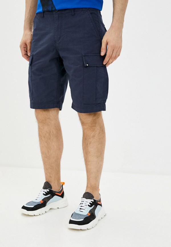 мужские шорты element, синие