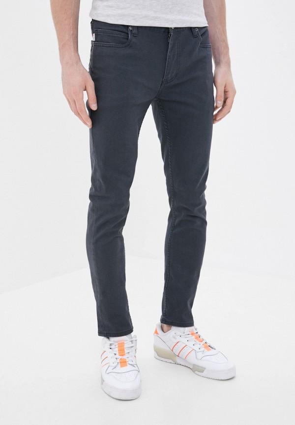 мужские джинсы element, серые