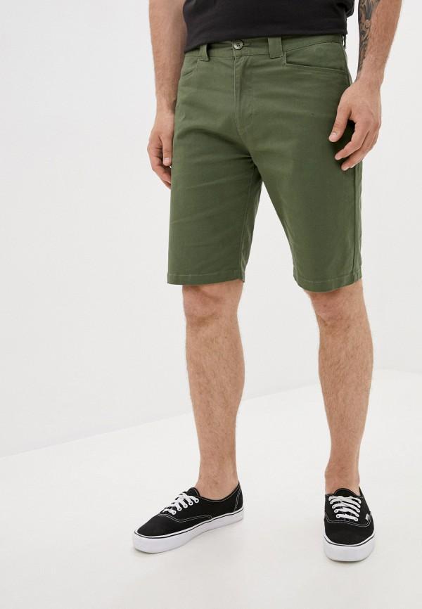 мужские шорты element, хаки