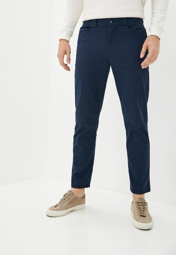 мужские брюки element, синие