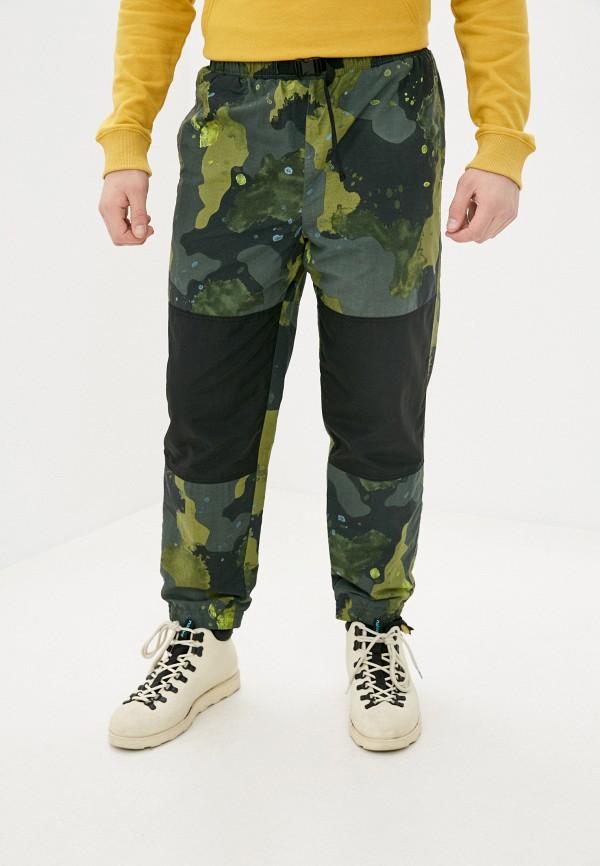 мужские спортивные брюки element, зеленые