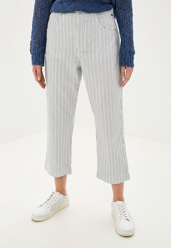 женские повседневные брюки element, белые