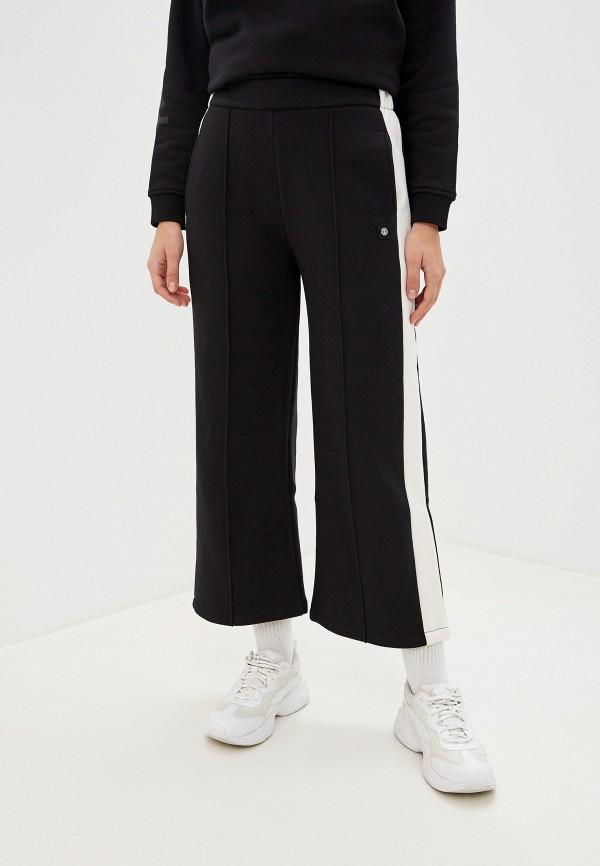 женские спортивные брюки element, черные