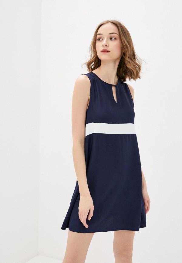 женское спортивные платье element, синее