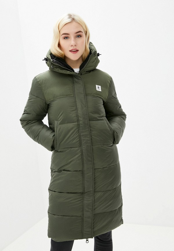 женская куртка element, хаки