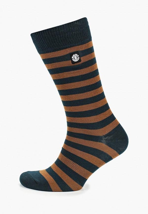 Носки  коричневый цвета