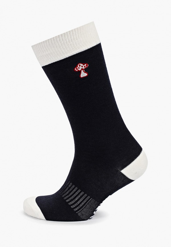 Фото - мужские носки Element синего цвета