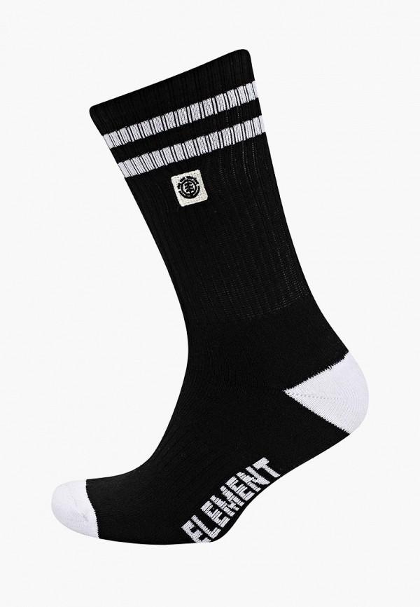 мужские носки element, черные