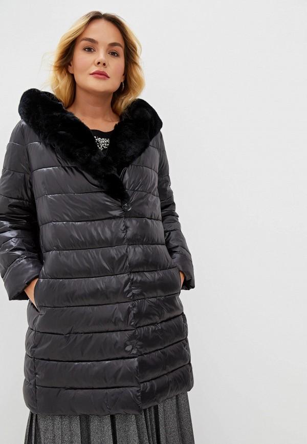 женская куртка elena miro, черная