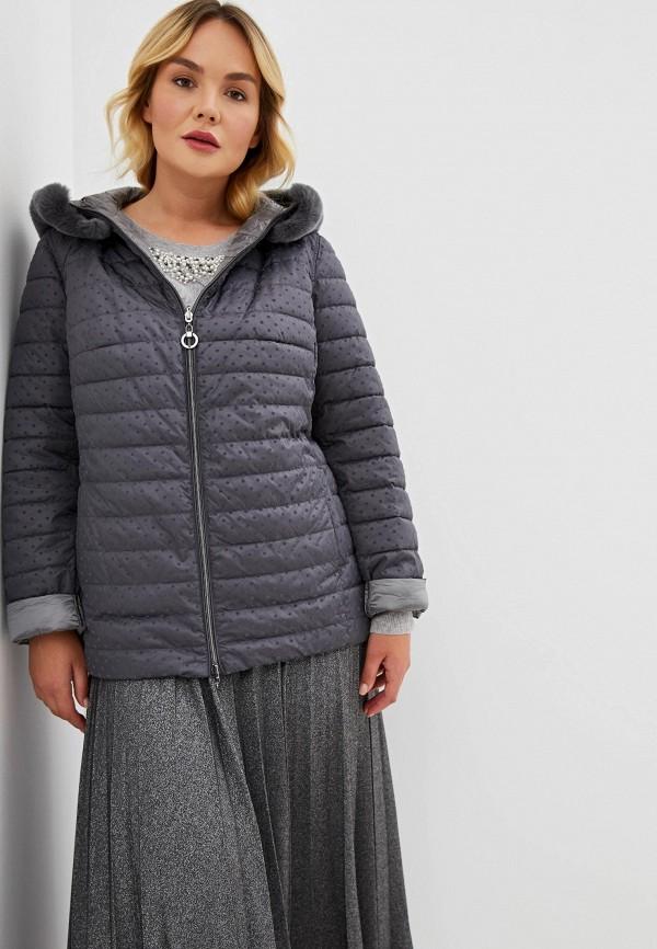 Куртка утепленная Elena Miro Elena Miro EL024EWGLGD4 пиджак elena miro