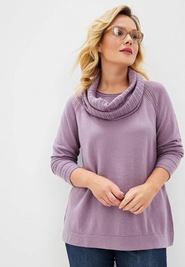 женский джемпер elena miro, фиолетовый