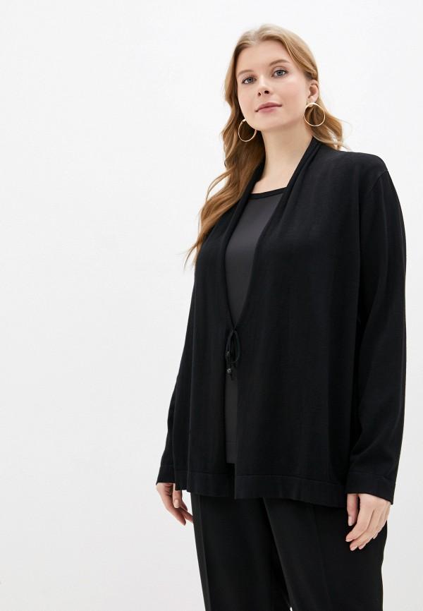 женский джемпер elena miro, черный