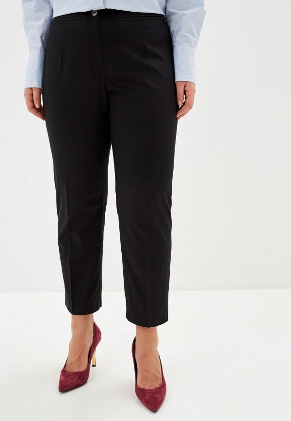 женские классические брюки elena miro, черные