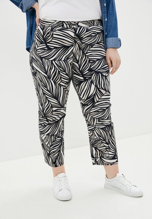 женские повседневные брюки elena miro, разноцветные