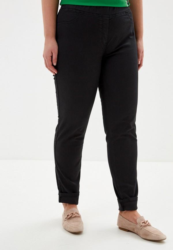 женские повседневные брюки elena miro, черные