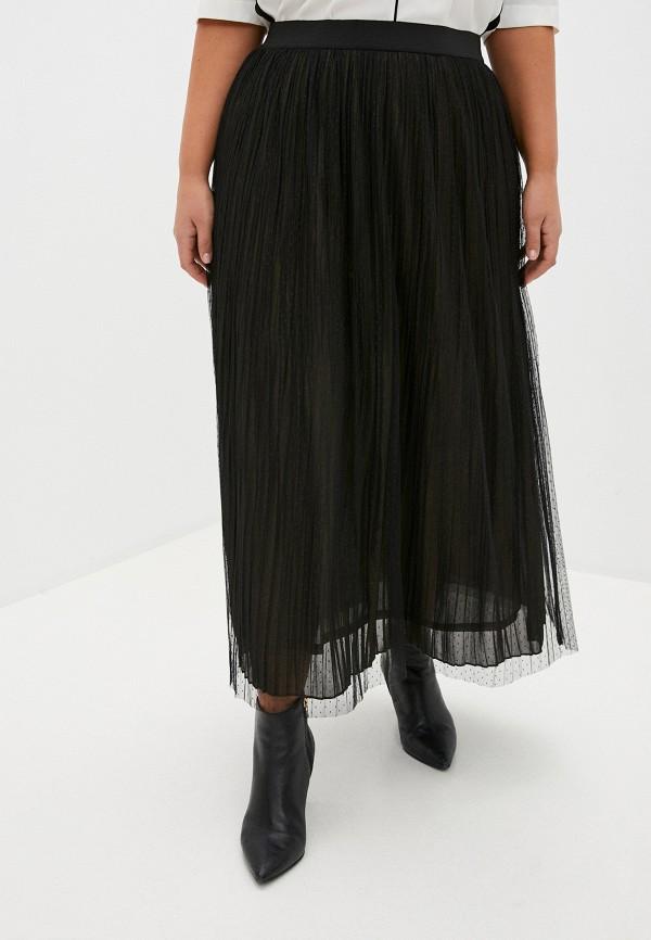 женская юбка elena miro, черная