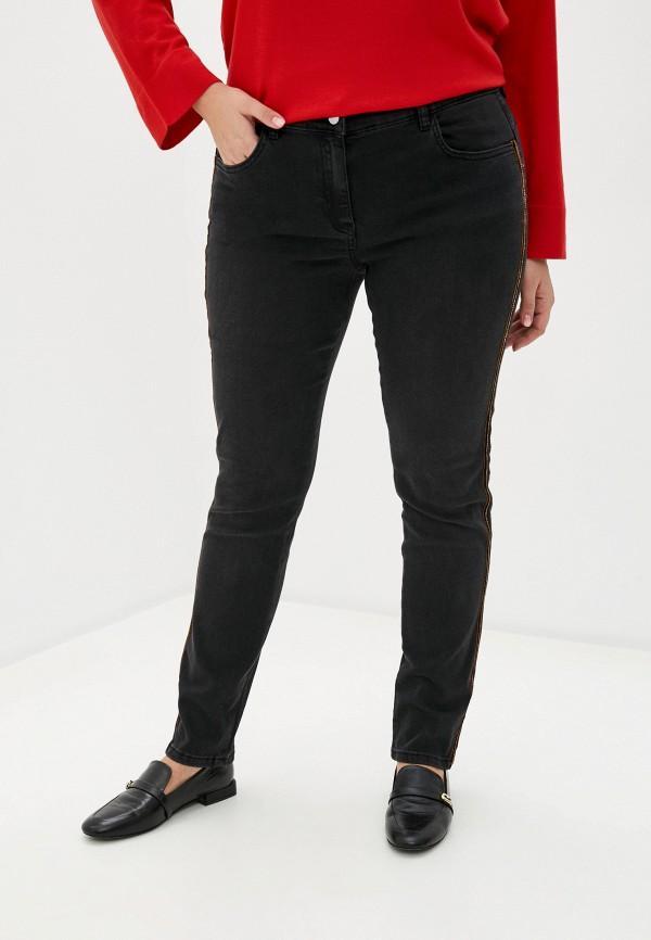 женские джинсы elena miro, черные
