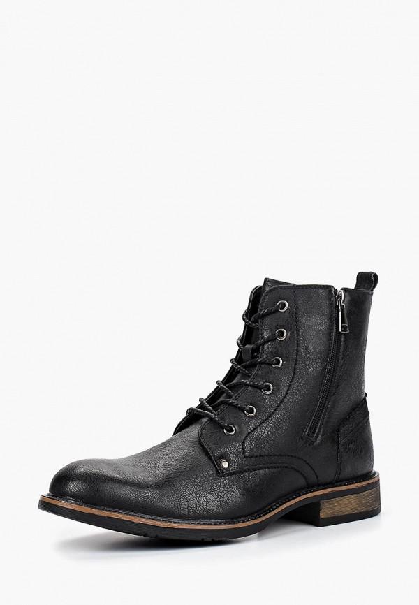 Купить Ботинки Elong, EL025AMCCBA2, черный, Осень-зима 2018/2019