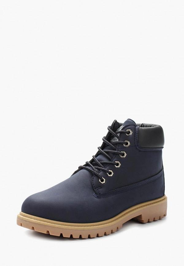 мужские высокие ботинки elong, синие