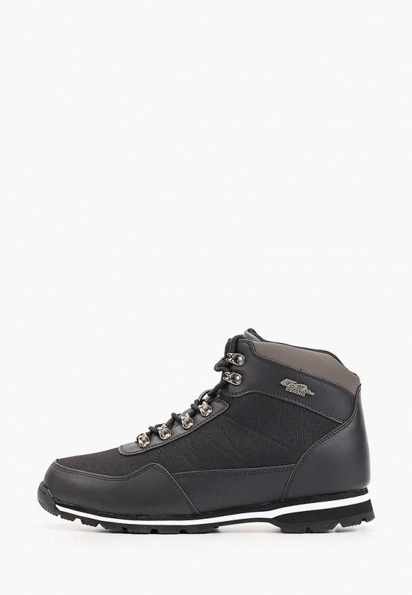 мужские кроссовки elong, черные
